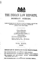 The Indian Law Reports