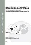 Housing as Governance: Interfaces Between Local Government ...