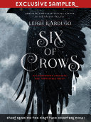Pdf Six of Crows - Chapters 1 and 2 Telecharger