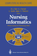 Nursing Informatics Pdf/ePub eBook