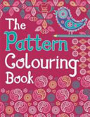 The Girls' Pattern Colouring Book