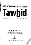 Concise Commentary on Book of Tawheed