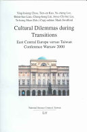 Cultural Dilemmas During Transitions