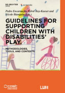 Guidelines for Supporting Children with Disabilities  Play