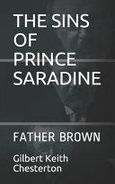 The Sins of Prince Saradine Book