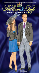 William and Kate Paper Dolls