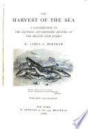 The Harvest of the Sea Book PDF