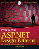 Professional ASP NET Design Patterns