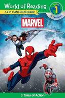 World of Reading: Marvel Listen Along: Marvel