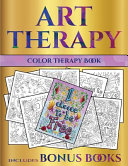 Color Therapy Book Art Therapy