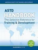 ASTD Handbook, 2nd Edition