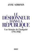 Pdf Le déshonneur dans la République Telecharger