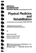Medical Examination Review Book  Physical medicine and rehabilitation