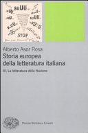 Storia europea della letteratura italiana: La letteratura della Nazione