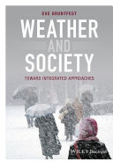 Weather and Society Book