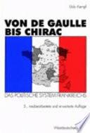 Von de Gaulle bis Chirac