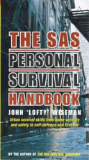 The SAS Personal Survival Handbook Book