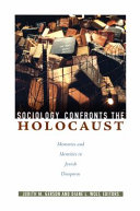 Sociology Confronts the Holocaust