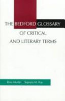 Cover of The Bedford Glossary of Critical and Literary Terms
