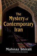 The Mystery of Contemporary Iran Pdf/ePub eBook