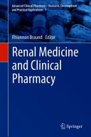 Renal Medicine and Clinical Pharmacy