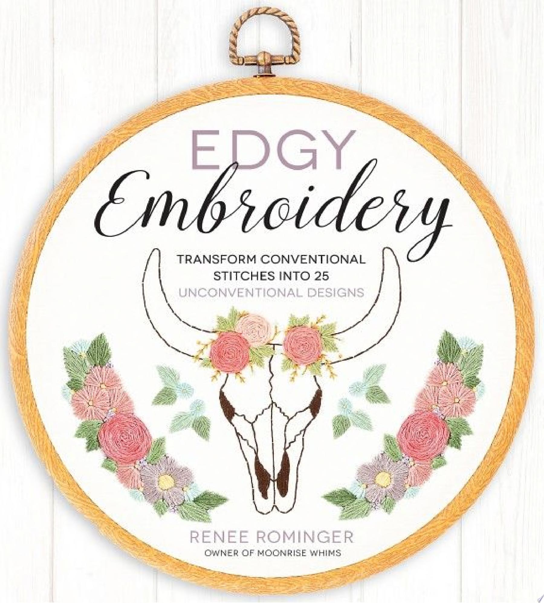 Edgy Embroidery