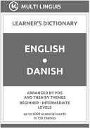 English Danish Learner s Dictionary  Arranged by PoS and Then by Themes  Beginner   Intermediate Levels
