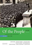 Of the People Book