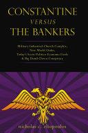 Pdf Constantine Versus the Bankers