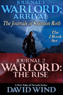 The Journals of Solomon Roth  2 Book Box Set