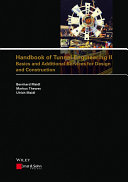 Handbook of Tunnel Engineering II [Pdf/ePub] eBook