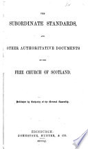The Subordinate Standards Book