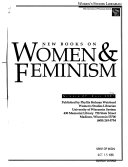 New Books On Women And Feminism