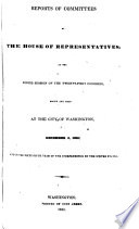 Reports of Committees Book