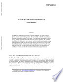 Banking Sector Crises and Inequality