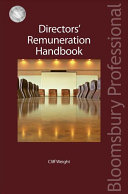 Directors  Remuneration Handbook Book