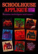 Schoolhouse Applique