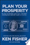 Plan Your Prosperity Book