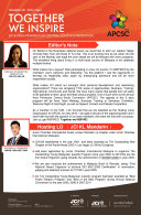 2016 APCSC E Newsletter Issue 01