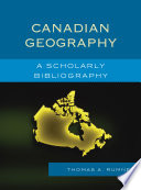 Canadian Geography Book PDF