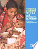 Tracking Progress On Child And Maternal Nutrition Book PDF