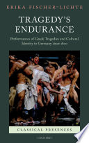 Tragedy s Endurance Book