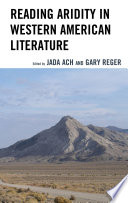 Reading Aridity in Western American Literature