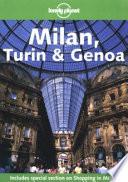 Milan, Turin & Genoa