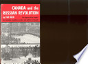 Canada and the Russian Revolution
