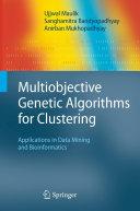 Multiobjective Genetic Algorithms for Clustering Book