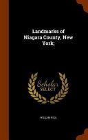 Landmarks of Niagara County  New York