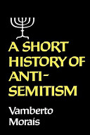 A Short History Of Anti Semitism Book