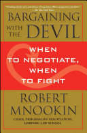 Bargaining with the Devil Pdf/ePub eBook