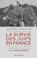 La survie des Juifs en France 1940-1944 [Pdf/ePub] eBook